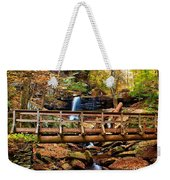Bridge By B Reynolds Falls Weekender Tote Bag