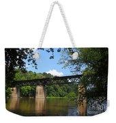 Bridge Crossing The Potomac River Weekender Tote Bag