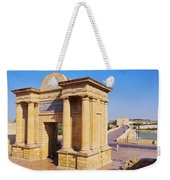 Bridge Gate In Cordoba Weekender Tote Bag