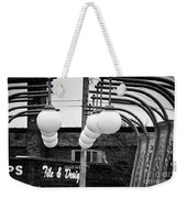 Bridge Globes Weekender Tote Bag