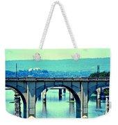 Bridge Of Arches Weekender Tote Bag