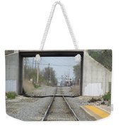 Bridge Overpass Weekender Tote Bag