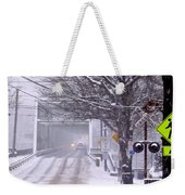 Bridge Street To New Hope Weekender Tote Bag
