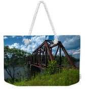 Bridge To A Time Gone By Weekender Tote Bag