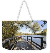 Bridge To Beyond Weekender Tote Bag