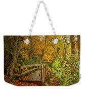 Bridge To Eden Weekender Tote Bag