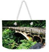 Bridge To Hana Maui Weekender Tote Bag