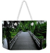 Bridge To Japanese Serenity Weekender Tote Bag