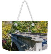 Bridge To Serenity Weekender Tote Bag