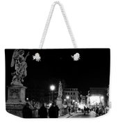 Bridge To St Peter's Weekender Tote Bag