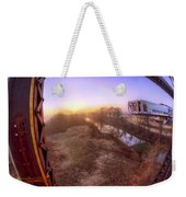 Bridge To The 21st Century - Clinton Presidential Library - Arkansas - Little Rock Weekender Tote Bag