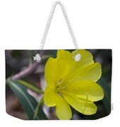 Bridges Evening Primrose Weekender Tote Bag