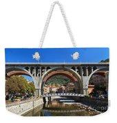 bridges in Sori Weekender Tote Bag
