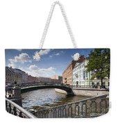 Bridges Of St. Petersburg Weekender Tote Bag