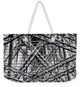 Bridging Books Weekender Tote Bag