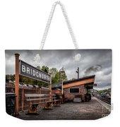 Bridgnorth Railway Station Weekender Tote Bag