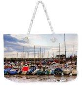 Bridlington Harbour Weekender Tote Bag