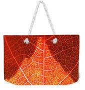 Bright And Dark Weekender Tote Bag