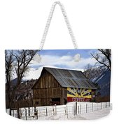 Bright And Early Coffee Weekender Tote Bag