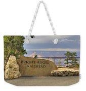 Bright Angel Trailhead Weekender Tote Bag