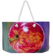 Bright Apple Weekender Tote Bag