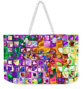 Bright Boxes I Weekender Tote Bag