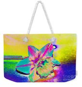 Bright Daff Weekender Tote Bag