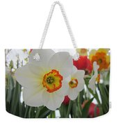 Bright Daffodils Weekender Tote Bag