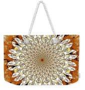 Bright Flower Weekender Tote Bag