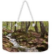 Bright Forest Creek Weekender Tote Bag
