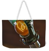 Bright Idea Weekender Tote Bag by Susan Candelario