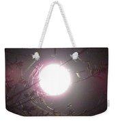 Bright Moon Weekender Tote Bag