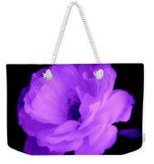 Bright Purple Perfection Weekender Tote Bag