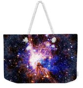 Bright Side Of The Black Hole Weekender Tote Bag