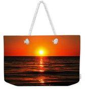Bright Skies - Sunset Art By Sharon Cummings Weekender Tote Bag