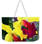 Bright Spot In The Jungle Weekender Tote Bag