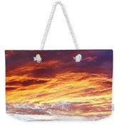 Bright Summer Sky Weekender Tote Bag