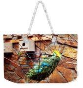 Bright Wings Weekender Tote Bag
