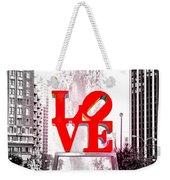 Brightest Love Weekender Tote Bag