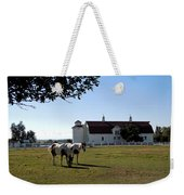 Brighton Barn And Horses Weekender Tote Bag