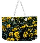 Brillant Flowers Full Of Sunshine. Weekender Tote Bag