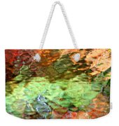 Brilliance Weekender Tote Bag by Christina Rollo