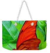 Brilliant Butterfly Weekender Tote Bag