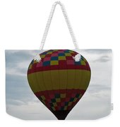 Brilliant Cloudiness Weekender Tote Bag