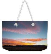 Brilliant Evening Colors Hang Weekender Tote Bag