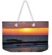 Brilliant Sunset Weekender Tote Bag