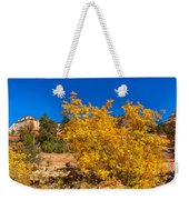 Brilliant Zion Colors Weekender Tote Bag