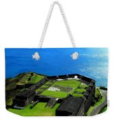 Brimstone Fortress St Kitts Weekender Tote Bag