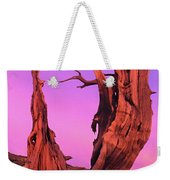 Bristlecone Pine At Sunset White Mountains Californa Weekender Tote Bag
