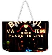 Bristol Weekender Tote Bag by Karen Wiles